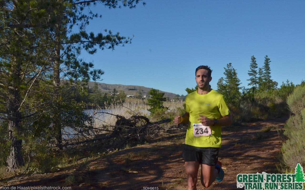 Green Forest Trail Run