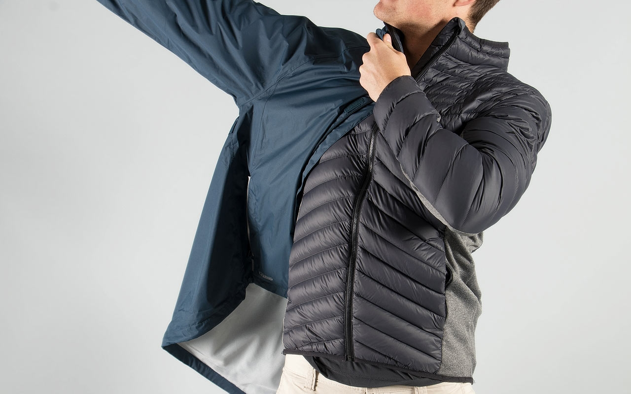 Capestorm Layering 101 - Outer Layer